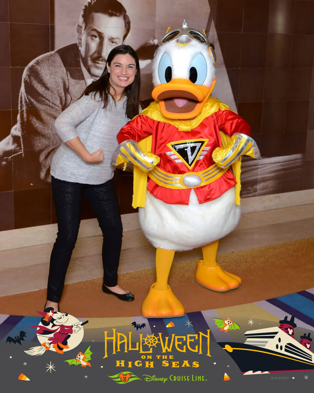 Donald-Duck-Crucero-Disney-Halloween