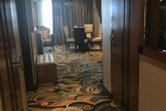 Disney-Dream-Concierge-Suite-Entrada