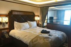 Disney-Dream-Concierge-Suite-Recamara-Vista