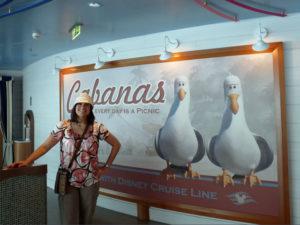 Sólo Crucero Disney Cabanas