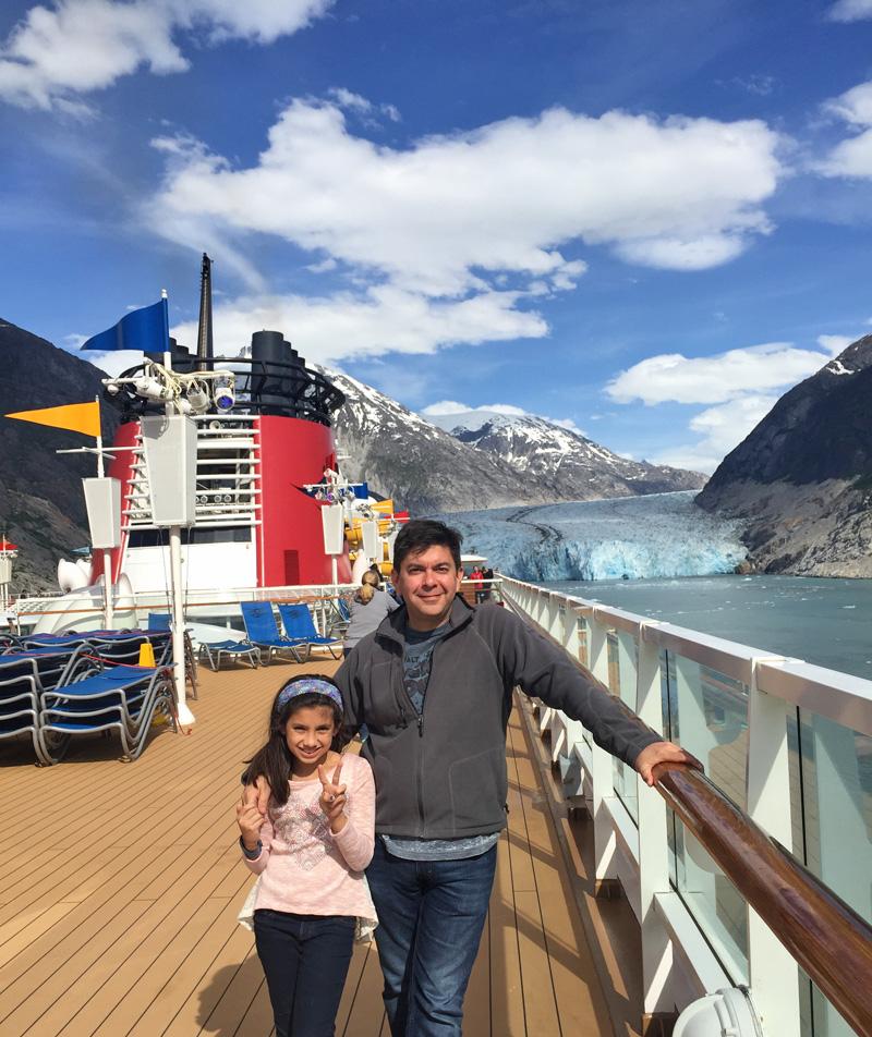 Alaska Sólo Crucero Disney